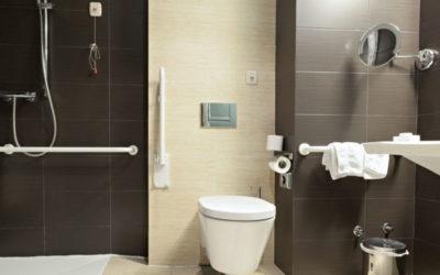 Créer une salle de bain sécurisée