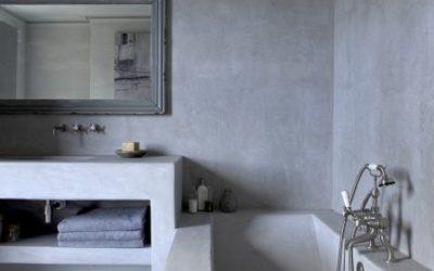 Le tadelakt : le revêtement idéal pour la salle de bain
